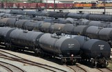 Crude By Rail - Price of Oil