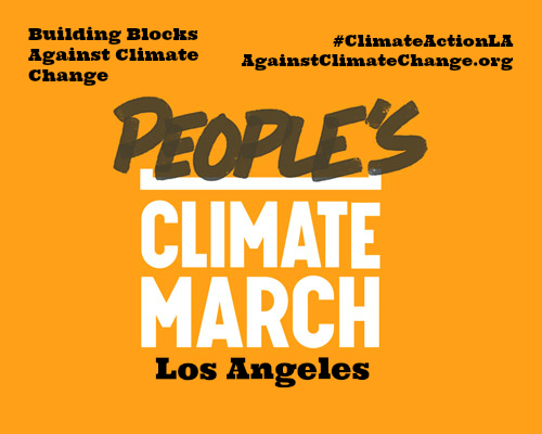 People's Climate March LA